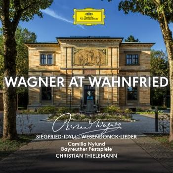 Cover Wagner at Wahnfried