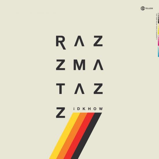 Cover RAZZMATAZZ