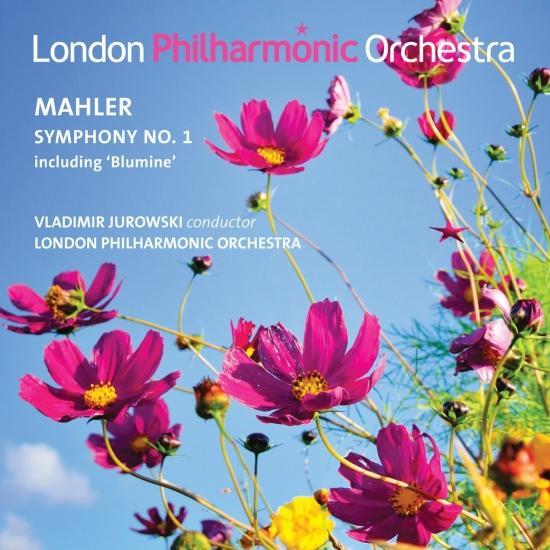 Cover Mahler Symphony No. 1