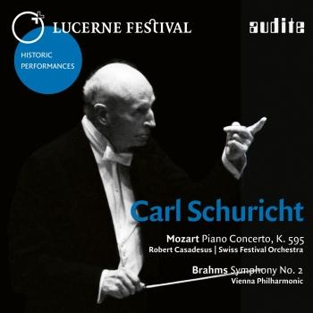 Cover Lucerne Festival Historic Performances: Carl Schuricht