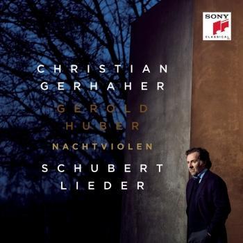 Cover Nachtviolen - Schubert: Lieder