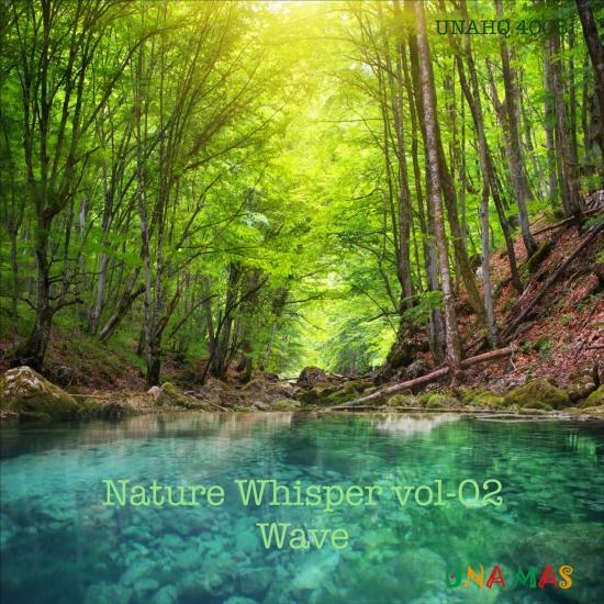 Cover Nature Whisper Vol. 02 Wave