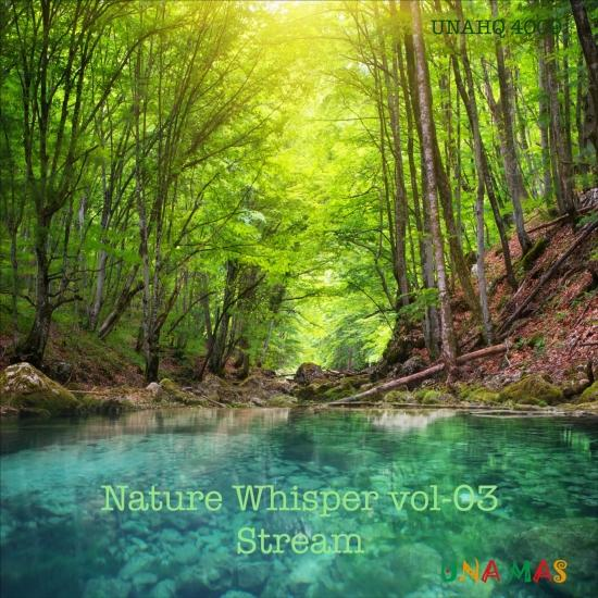 Cover Nature Whisper Vol. 03 Stream