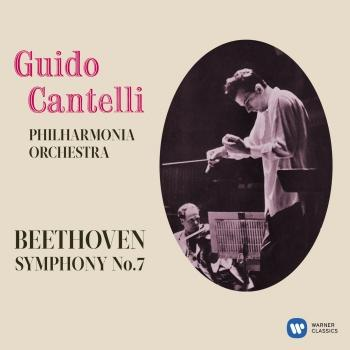 Cover Beethoven: Symphony No. 7, Op. 92 (Remastered)