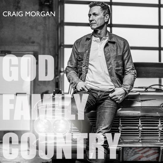 Cover God, Family, Country