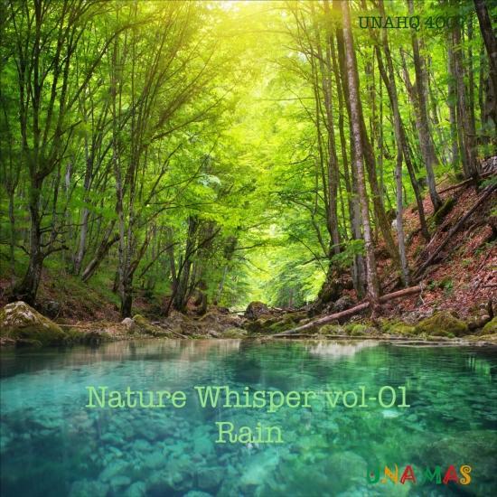 Cover Nature Whisper Vol. 01 Rain
