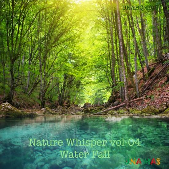 Cover Nature Whisper Vol. 04 Waterfall