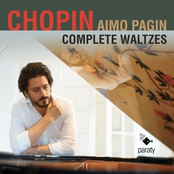 Cover Chopin: Complete Waltzes