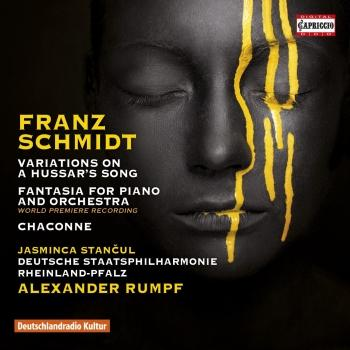 Cover Schmidt: Variations on a Hussar's Song, Fantasia & Chaconne