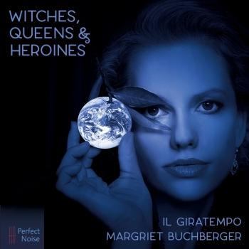 Cover Witches, Queens & Heroines