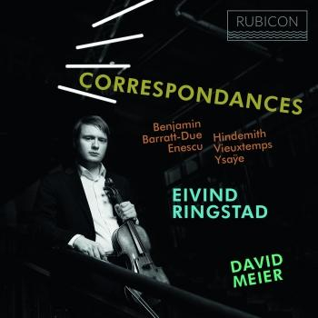 Cover Correspondances