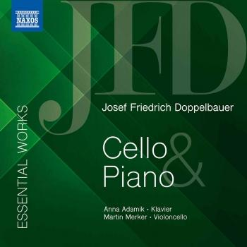 Cover Doppelbauer: Essential Cello & Piano Works