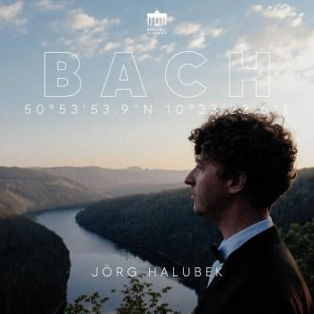 Cover 50°53'53.9'N 10°33'22.6'E (Bach Organ Landscapes / Waltershausen)