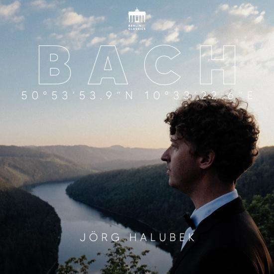 Cover 50°53'53.9'N 10°33'22.6'E (Bach Organ Landscapes / Waltershausen)