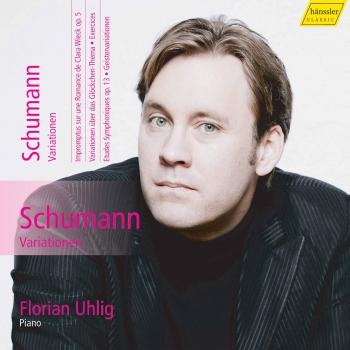 Cover Schumann: Complete Piano Works, Vol. 14
