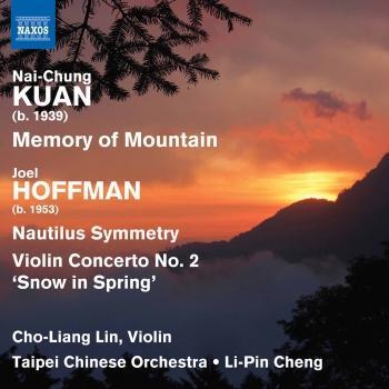 Cover Nai-Chung Kuan & Joel Hoffman: Chinese Orchestral Works
