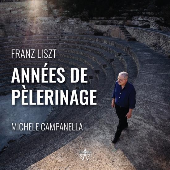 Cover Franz Liszt - Années de pèlerinage