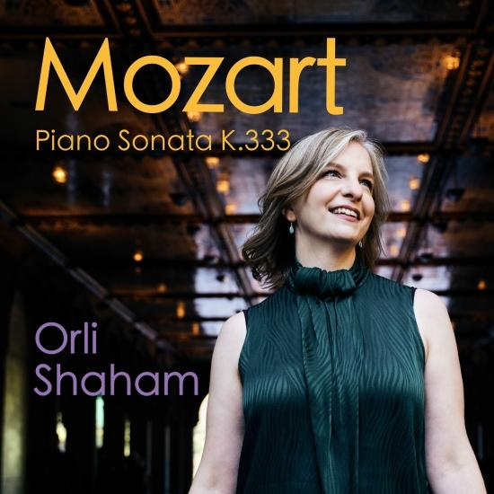 Cover Mozart: Piano Sonata No. 13 in B-Flat Major, K. 333