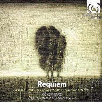 Cover Requiem - Howells, Whitacre, Pizzetti