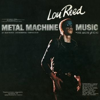Cover Metal Machine Music