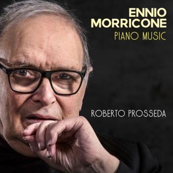 Cover Ennio Morricone: Piano Music