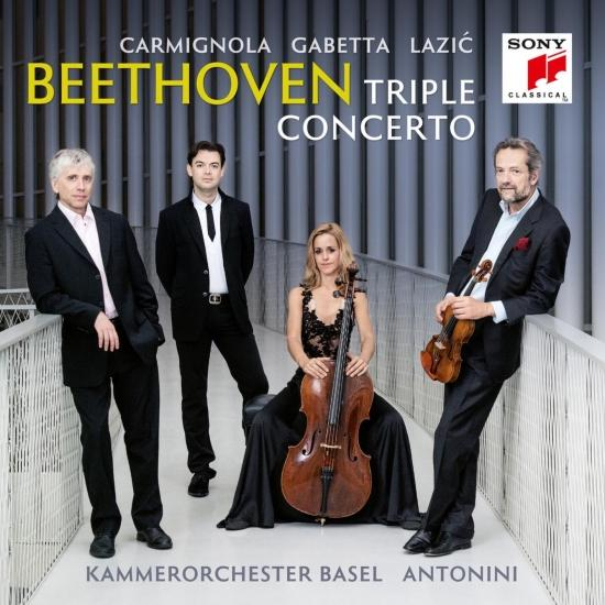 Cover Beethoven: Triple Concerto