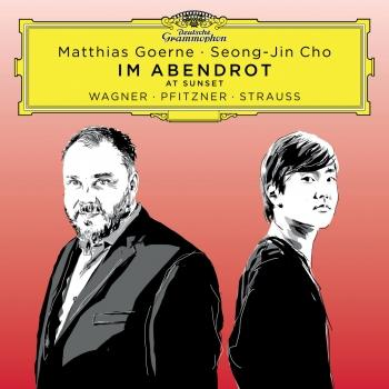 Cover Im Abendrot: Songs by Wagner, Pfitzner, Strauss