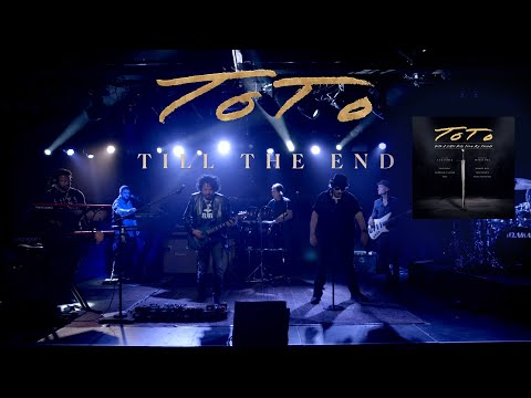 Video TOTO - Till The End Live from Los Angeles