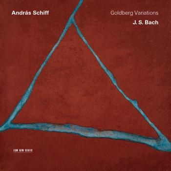 Cover Johann Sebastian Bach: Goldberg Variationen