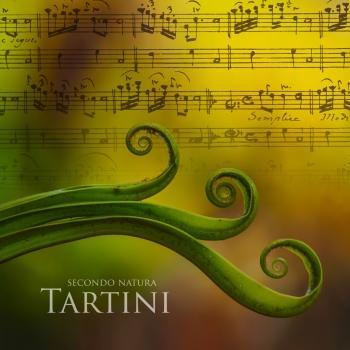 Cover Tartini: secondo natura