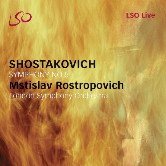 Cover Shostakovich: Symphony No. 5