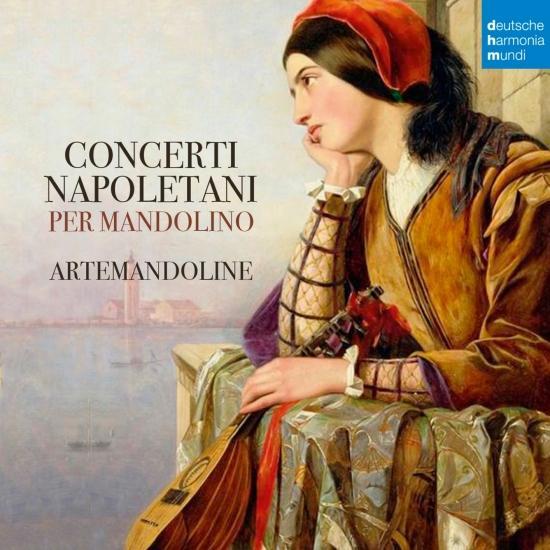 Cover Concerti Napoletani per Mandolino