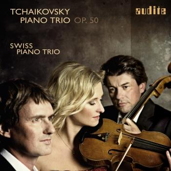 Cover Tchaikovsky: Piano Trio in A Minor, Op. 50 'In Memory of a Great Artist'