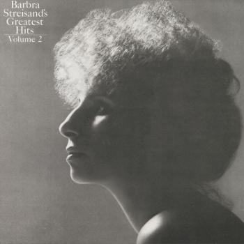 Cover Barbra Streisand's Greatest Hits Volume II