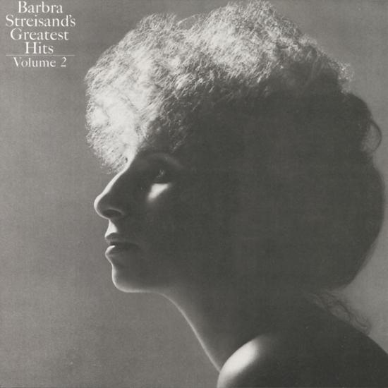 Cover Barbra Streisand's Greatest Hits Volume II