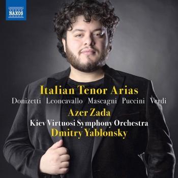 Cover Italian Tenor Arias