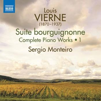 Cover Vierne: Complete Piano Works, Vol. 1