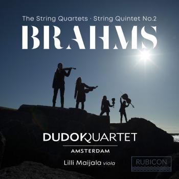 Cover Brahms: The String Quartets & String Quintet No. 2