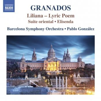Cover Granados: Liliana, Suite Oriental & Elisenda