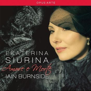 Cover Ekaterina Siurina Amore e Morte