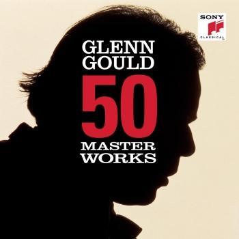 Cover 50 Masterworks - Glenn Gould