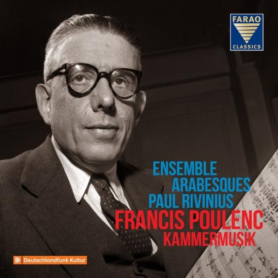 Cover Francis Poulenc: Kammermusik