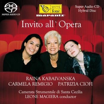 Cover Invito all'Opera