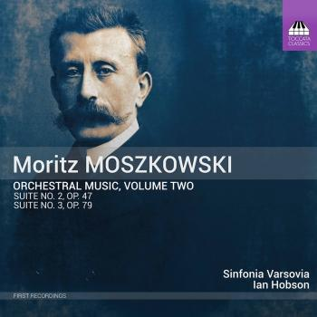 Cover Moszkowski: Orchestral Music, Vol. 2