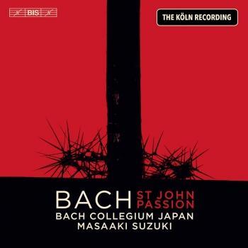 Cover J.S. Bach: St. John Passion, BWV 245
