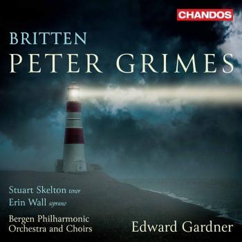 Cover Britten: Peter Grimes, Op. 33