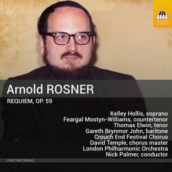 Cover Rosner: Requiem, Op. 59