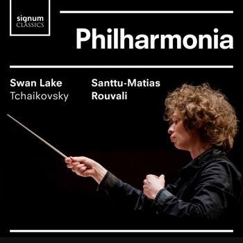 Cover Piotr Ilyich Tchaikovsky: Swan Lake