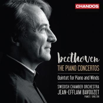 Cover Beethoven: Piano Concertos