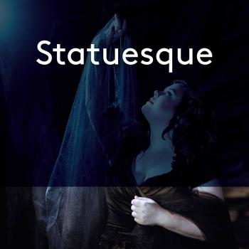 Cover Jake Heggie: Statuesque